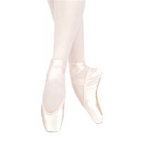 Russian Pointe Lumina U-Cut Pointe Shoes with Drawstring