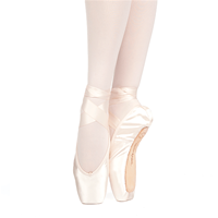 Russian Pointe Muse U-Cut Pointe Shoes with Drawstring