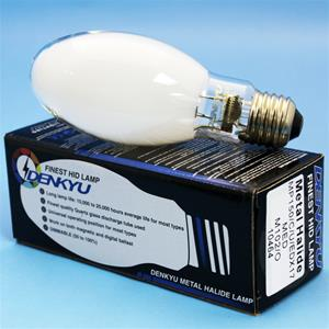 MP150/C/U/4K/EDX17 DENKYU 10464 150W Metal Halide Protected MED M102 Coated Bulb