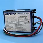 Electronic digital HID ballast 35 / 39W DENKYU 90504 for CMH MH lamps, SIDE LEADS