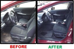 Exress Interior Clean