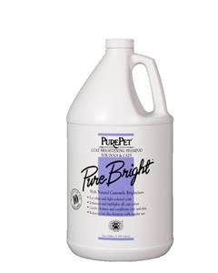 Pure Bright Coat Brightening Shampoo Gallon