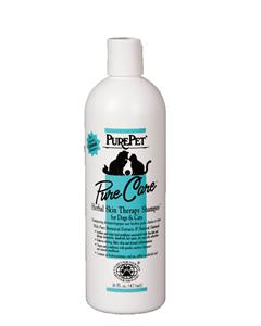Pure Care Herbal Skin Therapy Shampoo 16 oz.