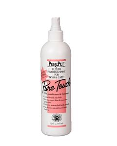 Pure Touch Finishing Spray 12 oz.