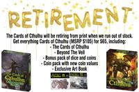 RETIREMENT SPECIAL Cards of Cthulhu Combo Pack