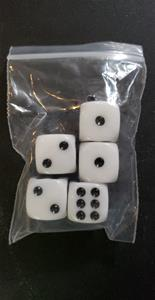 5 Six-sided Dice