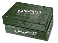 Damaged Warfighter WWII Ammo Box