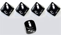 Warfighter Bullet Dice