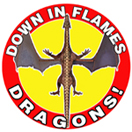 Down In Flames: Dragons!- PDF