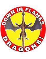 Down In Flames: Dragons!- Vassal