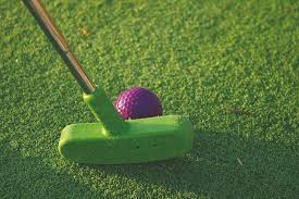 04. Miniature Golf Party Package (10 person min.)