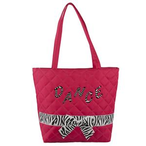 CBG28240-PP Embroidered Tote Dance Bag