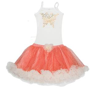 PS1016 - Two Piece Tank Top Tutu Set