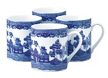 Blue Willow Pattern 10 Ounce Mug