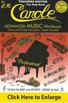 8. Advanced Music Workbook - Teachers' Edition The Help Book
