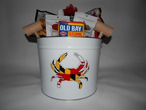 MARYLAND CRAB CAN
