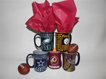 NFL Spirit and Game Time Mugs