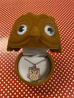 Necklace - Owl
