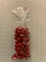 Bag of Cherry Sour Balls