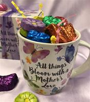 Mug - All Things Bloom with a Mother's Love