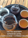 ITEA Tea Master Advanced Level 3 Days Course + 16 Weeks Online