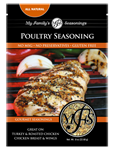0.8 oz My Family's Poultry Seasoning