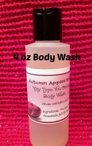4 oz Body Wash
