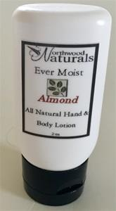 2oz Amond Hand and Body Lotion
