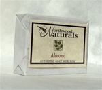 Goat MIlk Soap Almond