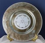 Charger - Round Gold Platter