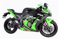 Kawasaki ZX10 (2016-19) Shorty Exhaust CAT DELETE