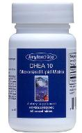 DHEA 10 mg (60 scored tablets) (Can only be sold to the U.S.)
