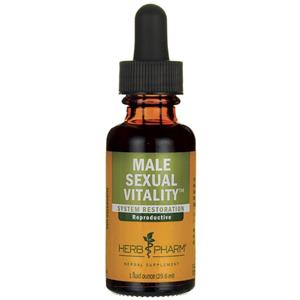 Male Sexual Vitality Tonic (1 fl oz.)