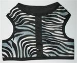 Zebra Striped Harness