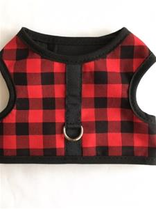 Buffalo Check Harness