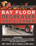 Bay Floor Cleaner and Degreaser