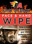 FACE & HAND WIPE 156 count