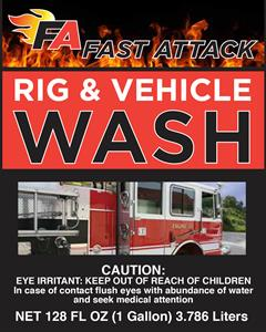 RIG&VEHICLE WASH 2 x 1 GAL