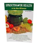 Handy Pantry Sprouting For Health in the New Millenium Book