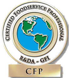 Certified Foodservice Professional (CFP)