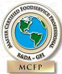 Master Certified Foodservice Professional (MCFP)
