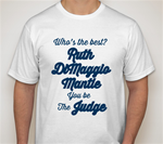 You Be the Judge T-Shirt Men's
