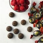 Dark Chocolate Raspberry Meltaways