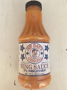 Old Dad's Wing Sauce