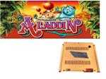 ALADDIN SUBSINO VGA Game Board with Software