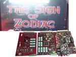 ATRONICS CASH LINE TRIPLE BOARD SET W/ THE SIGN OF ZODIAC SOFTWARE