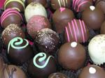 Box Of Assorted Handmade Chocolate Truffles