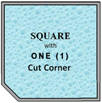 07 - Square Spa w/ One Cut Corner