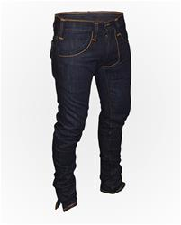 Reference Sport Soft Wash Blue Cotton Denim Pants