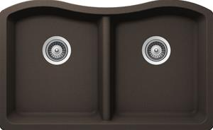 Aggranite I200U Double Bowl Sink